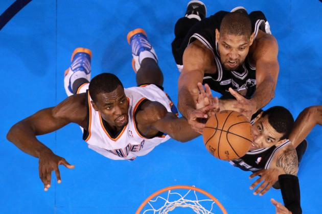 NBA Playoffs 2012: Ranking Conference Finals' Most Important Players
