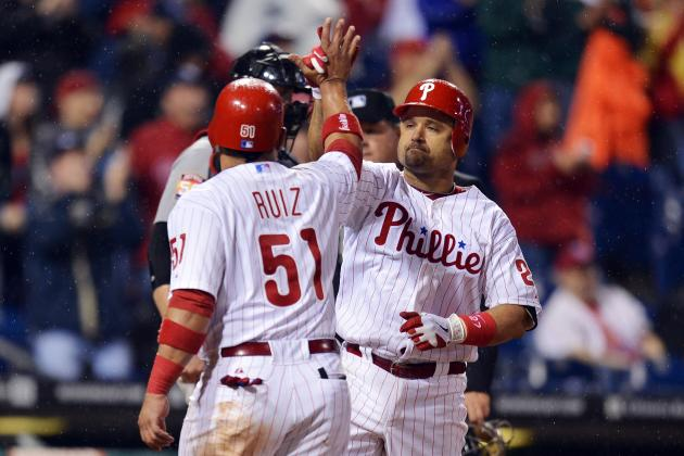 Predicting the End-Year Stats for All 25 Philadelphia Phillies Players