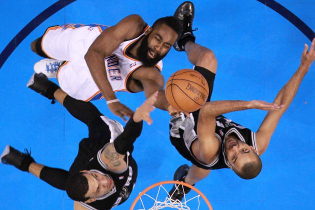 Thunder vs. Spurs: Biggest Factors to Oklahoma City Winning in San Antonio