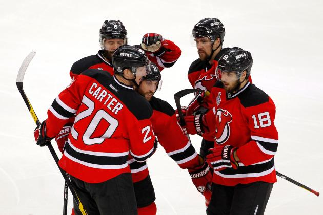 Stanley Cup Predictions 2012: 4 Reasons Why New Jersey Will Come Back Against LA