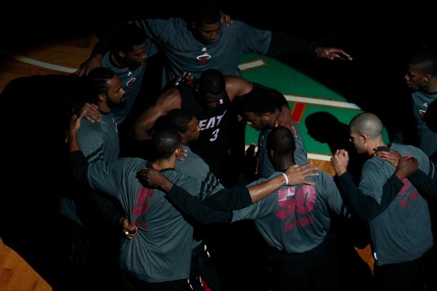 NBA Draft 2012: Biggest Needs for Miami Heat