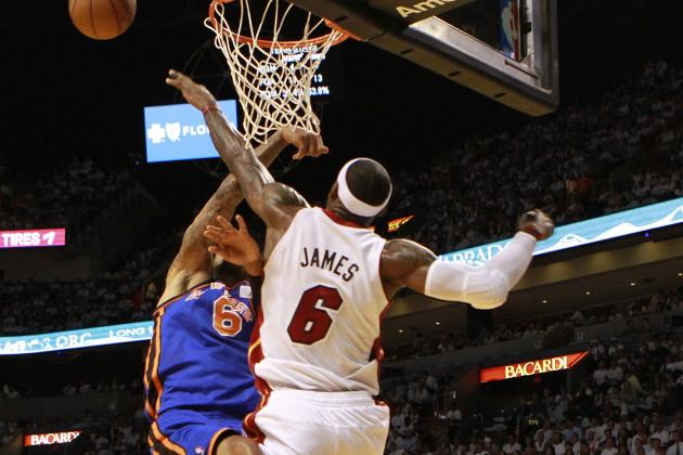 10 Best Attacking Shotblockers in the NBA