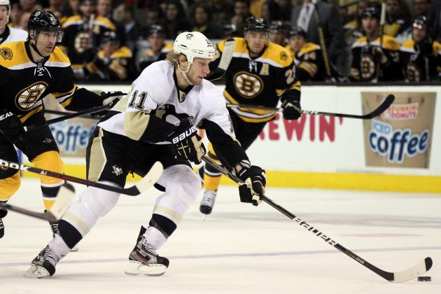 Why the Pittsburgh Penguins Would Be Foolish to Trade Jordan Staal