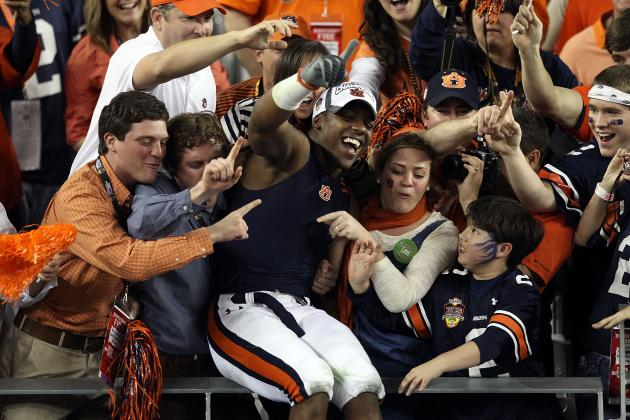 Auburn Football: Who Will Be the Tigers' MVP in 2012?