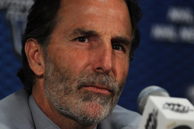 John Tortorella and the 7 Angriest Coaches in the NHL Right Now