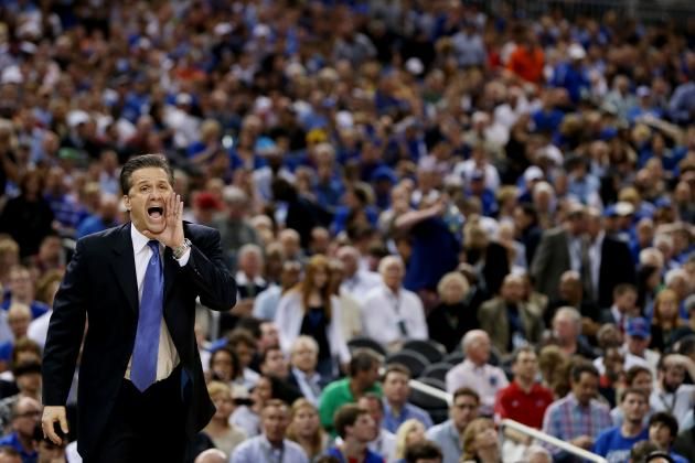 Kentucky Basketball: Wildcats' Biggest Red Flags Heading into 2012-13 Season