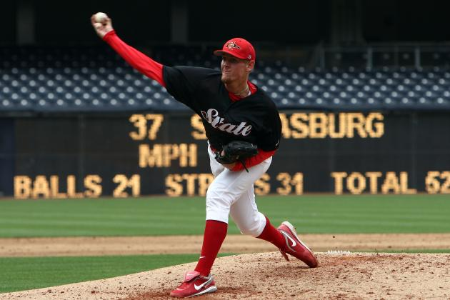 Washington Nationals MLB Draft Results: Scouting Profiles for 2012 Picks