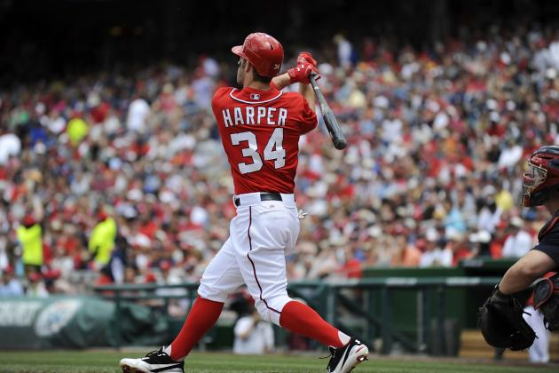 One Tell-All Stat for Bryce Harper and Every Other Washington Nationals Hitter