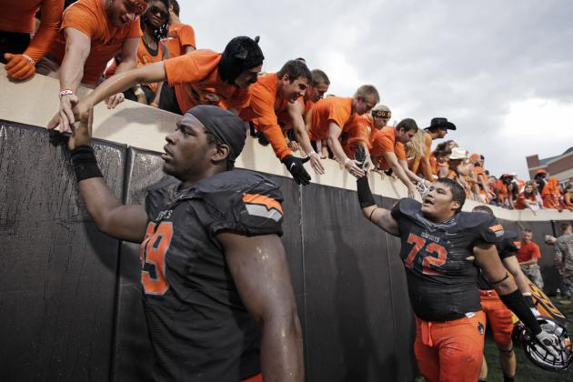 Oklahoma State Football: Biggest Training Camp Battles to Watch for