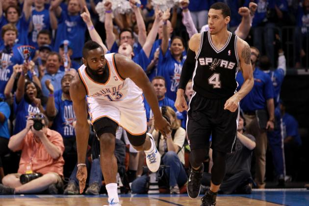 2012 NBA Playoffs: Power Ranking 10 Most Important Bench Players Still Playing