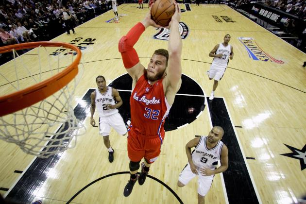 Ranking the Craziest Dunks of the 2012 NBA Playoffs