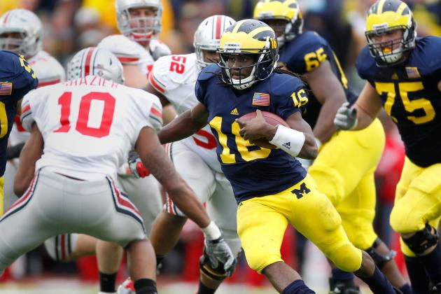 Ohio State Football: 4 Big Ten Players Who Will Give Buckeyes Trouble in 2012