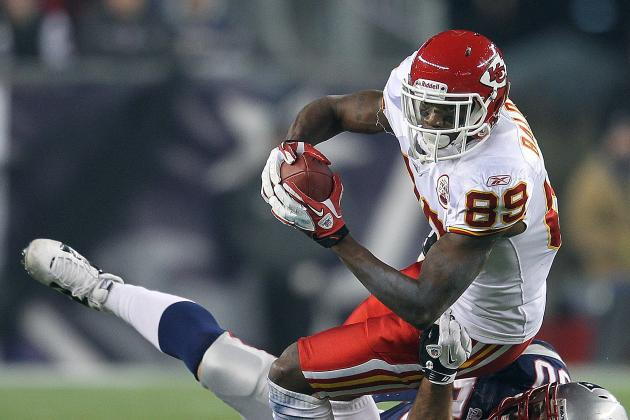Kansas City Chiefs: 4 Chiefs Primed to Break out in 2012