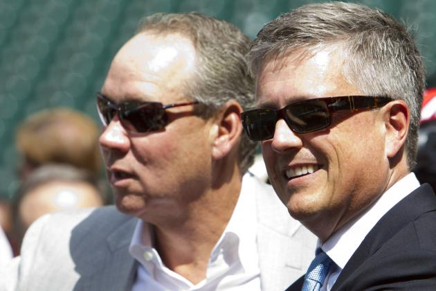 MLB Draft 2012: Winners, Losers and Surprises from the 1st Round