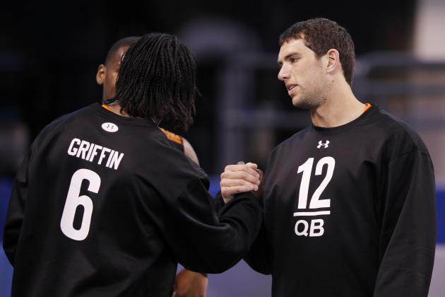 2012 NFL Rookie Predictions: Top Rookies at Each Position Based on Early OTAs