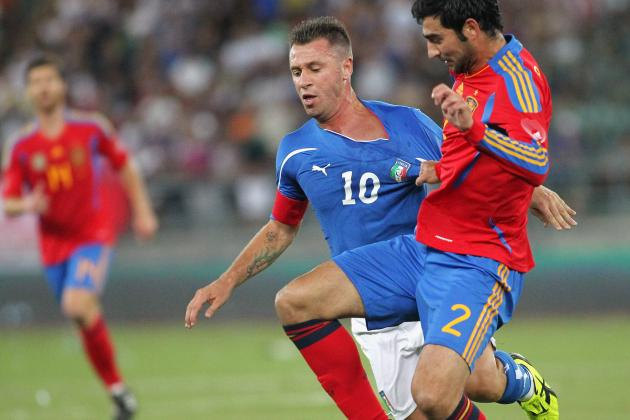 Spain V Italy: Euro 2012 Group C Preview, Team News, Projected Lineups