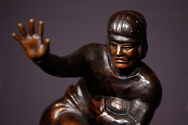 College Football 2012: 5 Players Who Will Put Up Heisman-Worthy Years