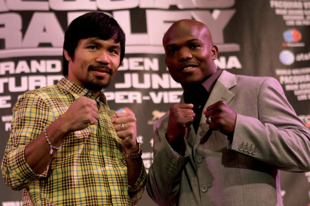 Manny Pacquiao vs. Timothy Bradley: Ranking Pacquiao's 10 Most Important Fights