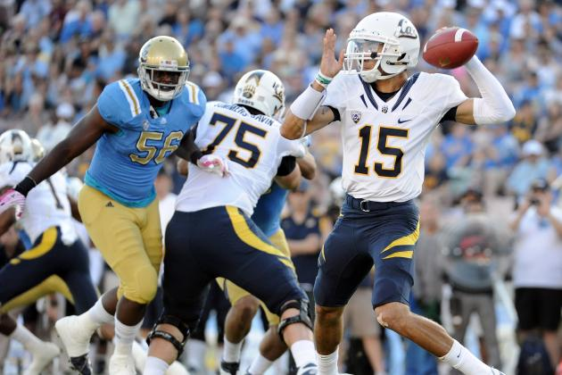 Cal Football: 5 Reasons Cal Will Surprise in the Pac-12
