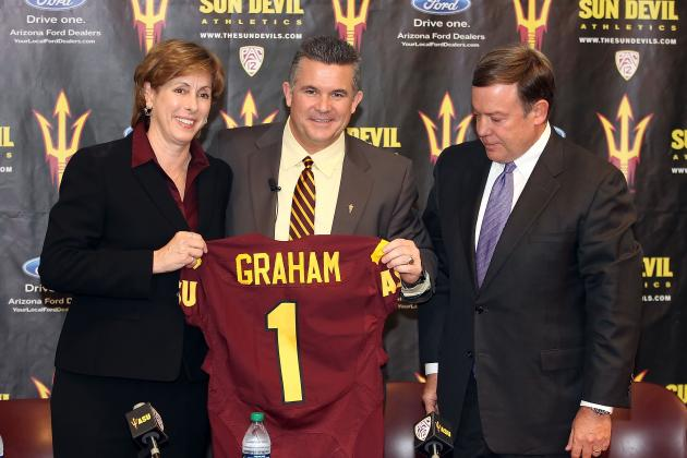 Arizona State Football: Five New Faces Who Will Make an Impact