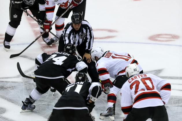 Stanley Cup Finals 2012: 8 Most Important Plays for the Los Angeles Kings