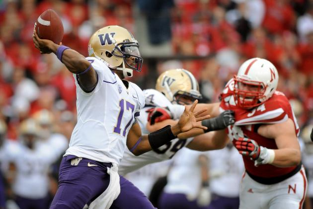 5 Reasons Keith Price Is the Best QB in the Pac-12