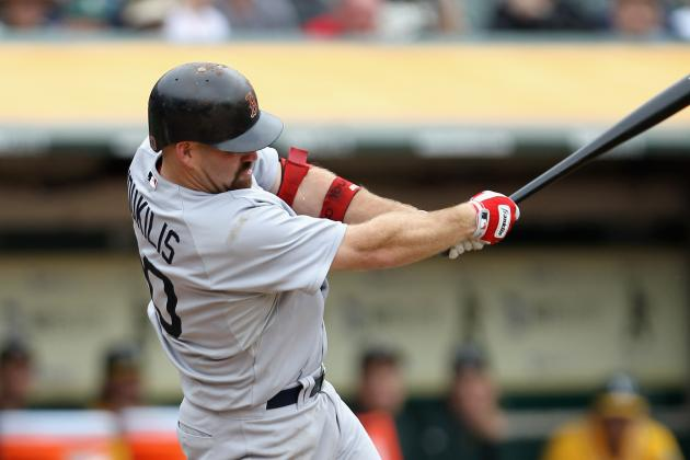 MLB Trade Scenarios: 5 Kevin Youkilis Deals That Make Sense for Both Teams