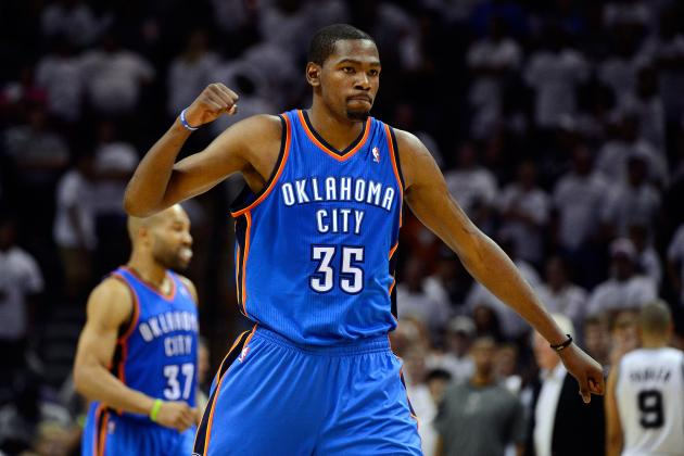 NBA Playoffs 2012: Durant, Duncan, LeBron, Which Players Have the Biggest Impact