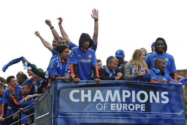 Top 6 Reasons Chelsea Will Repeat Their Champions League Success Next Season
