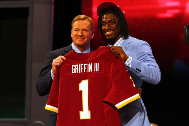 Robert Griffin III: 11 Plays/Formations He'll Love for the Washington Redskins