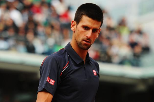 French Open 2012: Latest Updates from Top Superstars