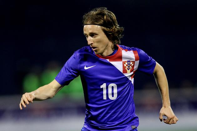 Luka Modric and 8 Stars Who Will Shine at Euro 2012