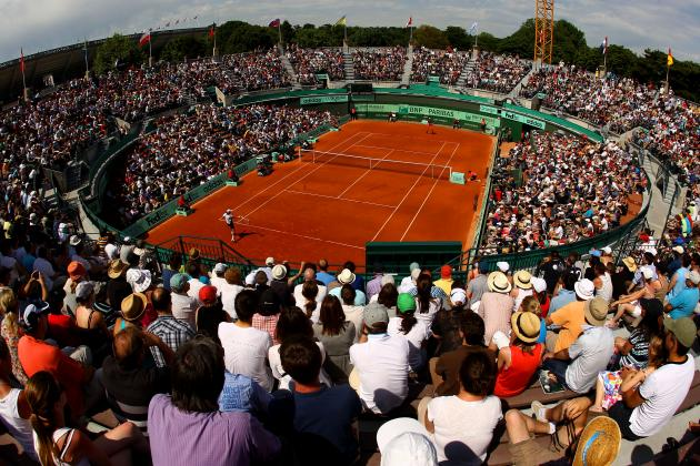 French Open 2012 TV Schedule: When and Where You Can Watch Top Matches