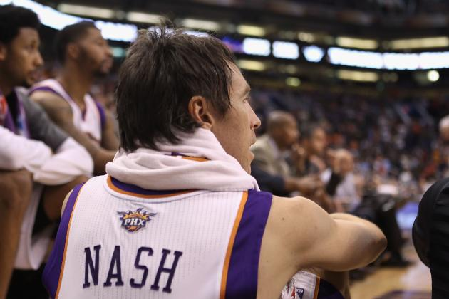 Playing Fact or Fiction with Steve Nash Rumors