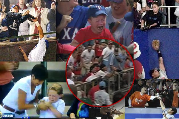Stop Trying to Catch Balls in Play and Other Simple Rules for Grabby MLB Fans