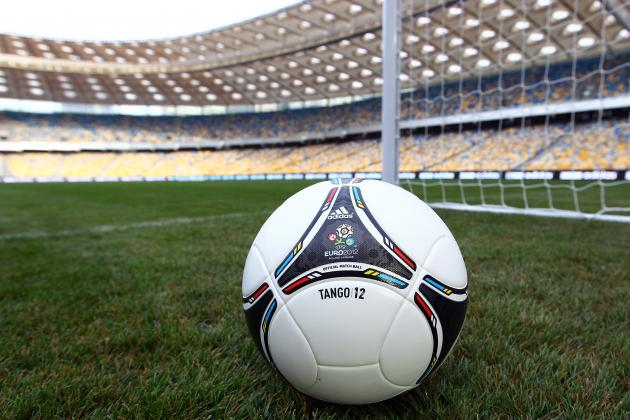 Euro 2012 Schedule: Complete Guide to This Weekend's Group Stage Action