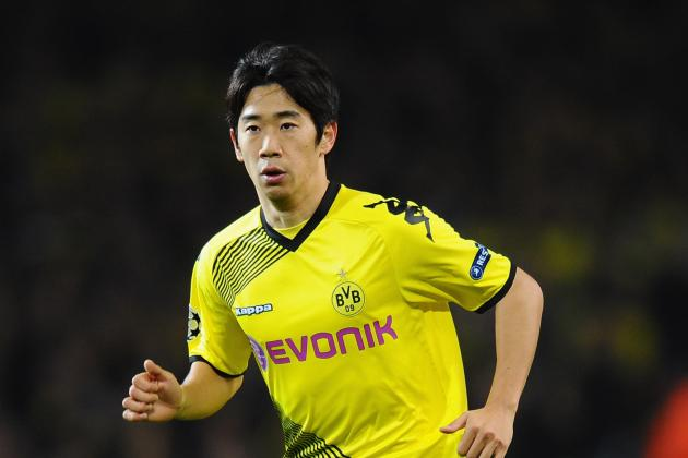 Picking a Manchester United Starting XI to Include Shinji Kagawa