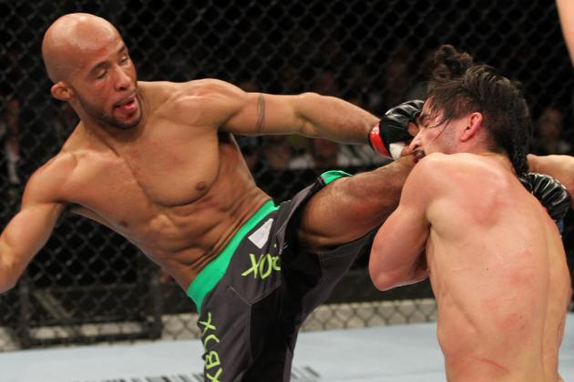 UFC on FX: Three Things to Watch for on Johnson vs. McCall