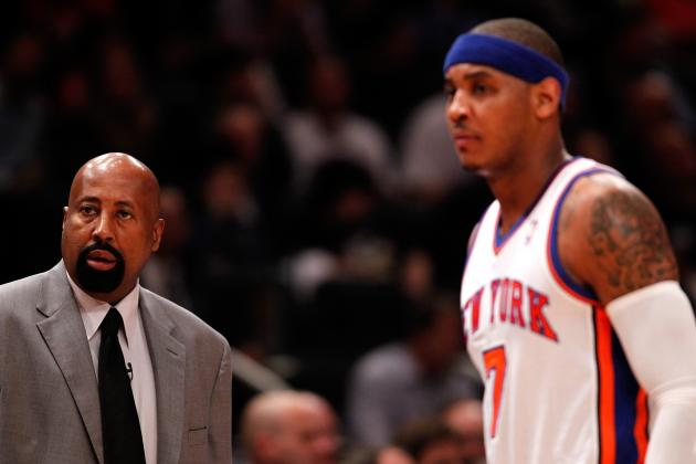 New York Knicks: 10 Coaches Who Would've Been a Better Hire Than Mike Woodson