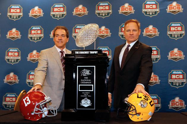 The 50 Best Active College Football Coaching Rivalries