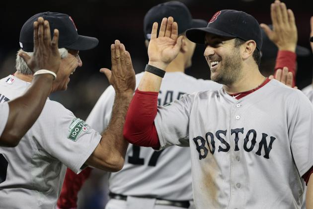 Boston Red Sox: Will They Lead the AL East by the All-Star Break?