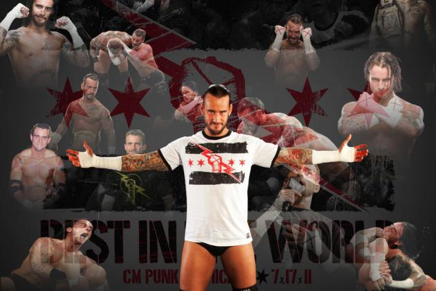 WWE: Punk's Ride to Glory, a Ballad for Every Aspiring Pro Wrestler