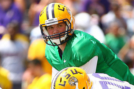 LSU Football: Making the Early 2012 Heisman Case for Zach Mettenberger