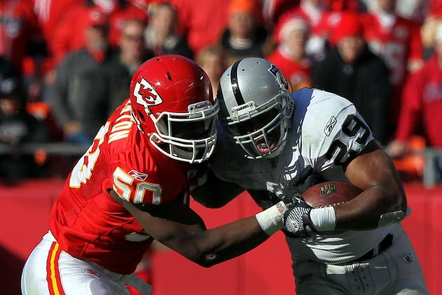 Kansas City Chiefs: 6 Defenders Who Will Scare the AFC West in 2012