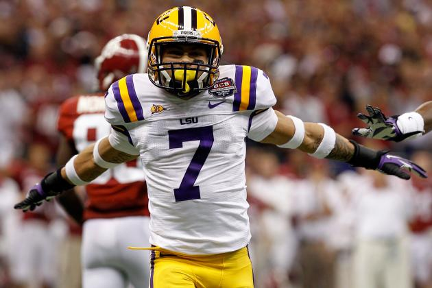 Tyrann Mathieu and the 10 Best College Football Corners Heading into 2012
