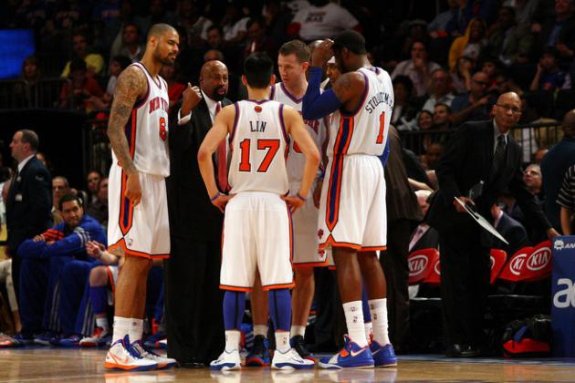 New York Knicks: Predicting the Roster for the 2012-13 Season