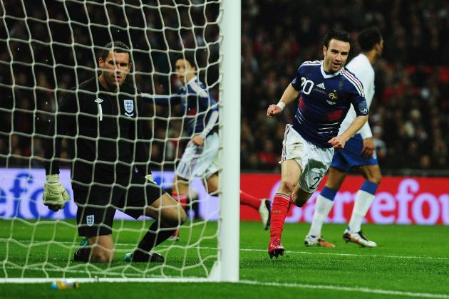 France vs. England: Euro 2012 Group D Preview, Team News, Projected Lineups