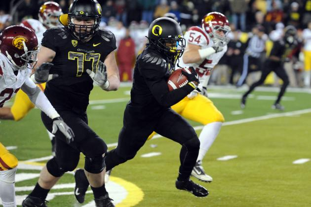 Power Ranking the 50 College Football Games We'd Pay to See in Person in 2012