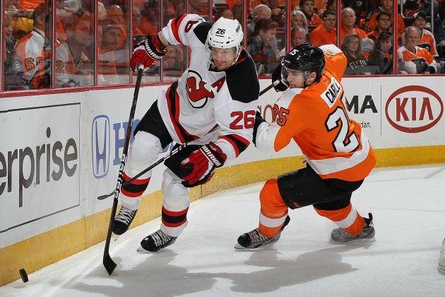 NHL Trades/Free Agency 2012: 9 Defensemen Who Make Sense for Philadelphia Flyers