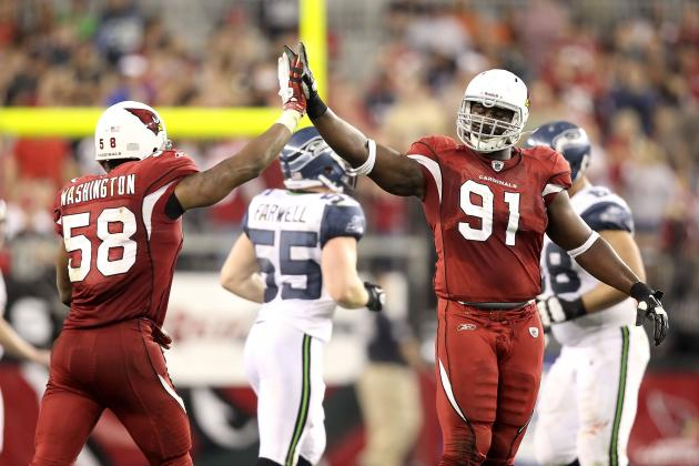 Grading the Strength of Every Position Heading into Arizona Cardinals Camp